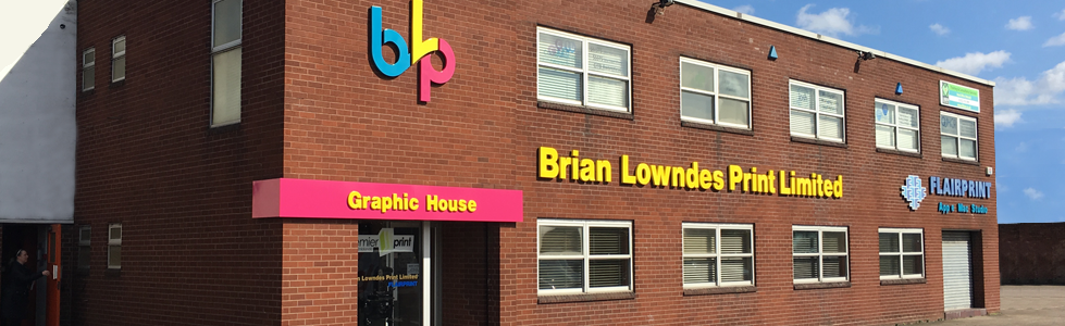 BRIAN LOWNDES PRINT GROUP
